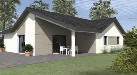 Maisons du constructeur TRADICONFORT 38 • 90 m² • LE PIN