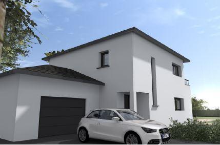 Maisons du constructeur TRADICONFORT 38 • 95 m² • COUBLEVIE