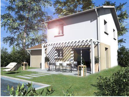 Maisons du constructeur TRADICONFORT 38 • 90 m² • MOIRANS