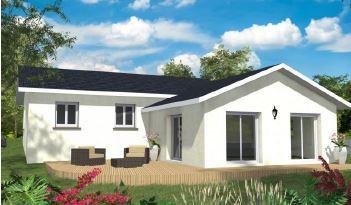 Maisons du constructeur TRADICONFORT 38 • 101 m² • SAINT AUPRE