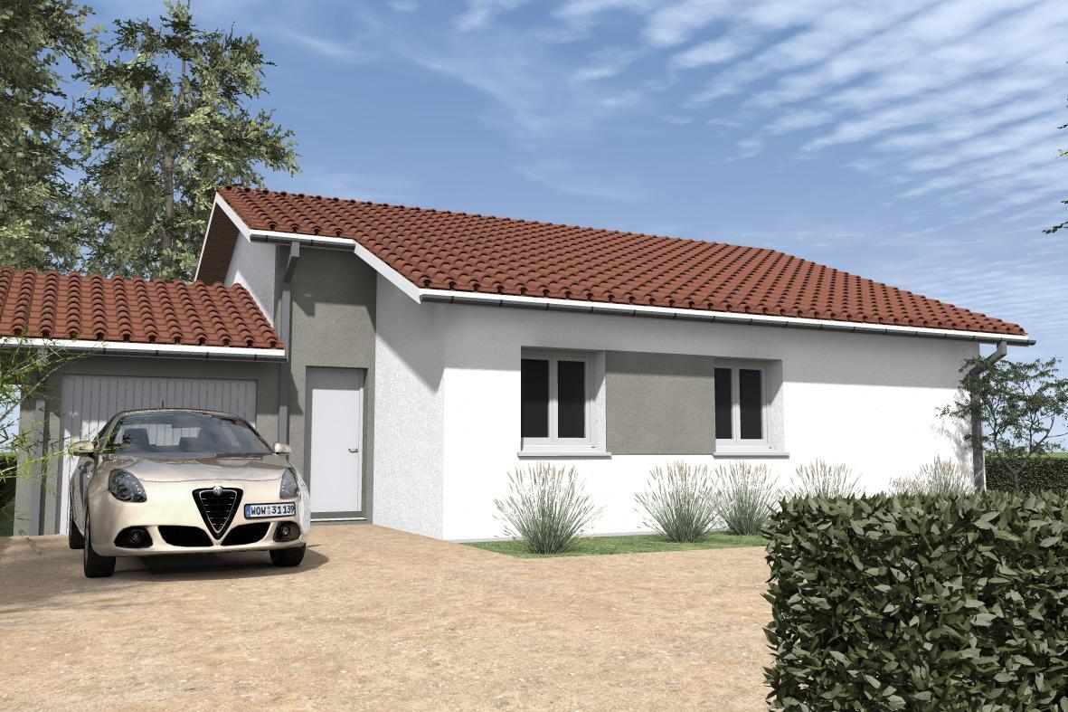 Maisons du constructeur TRADICONFORT 38 • 90 m² • VINAY