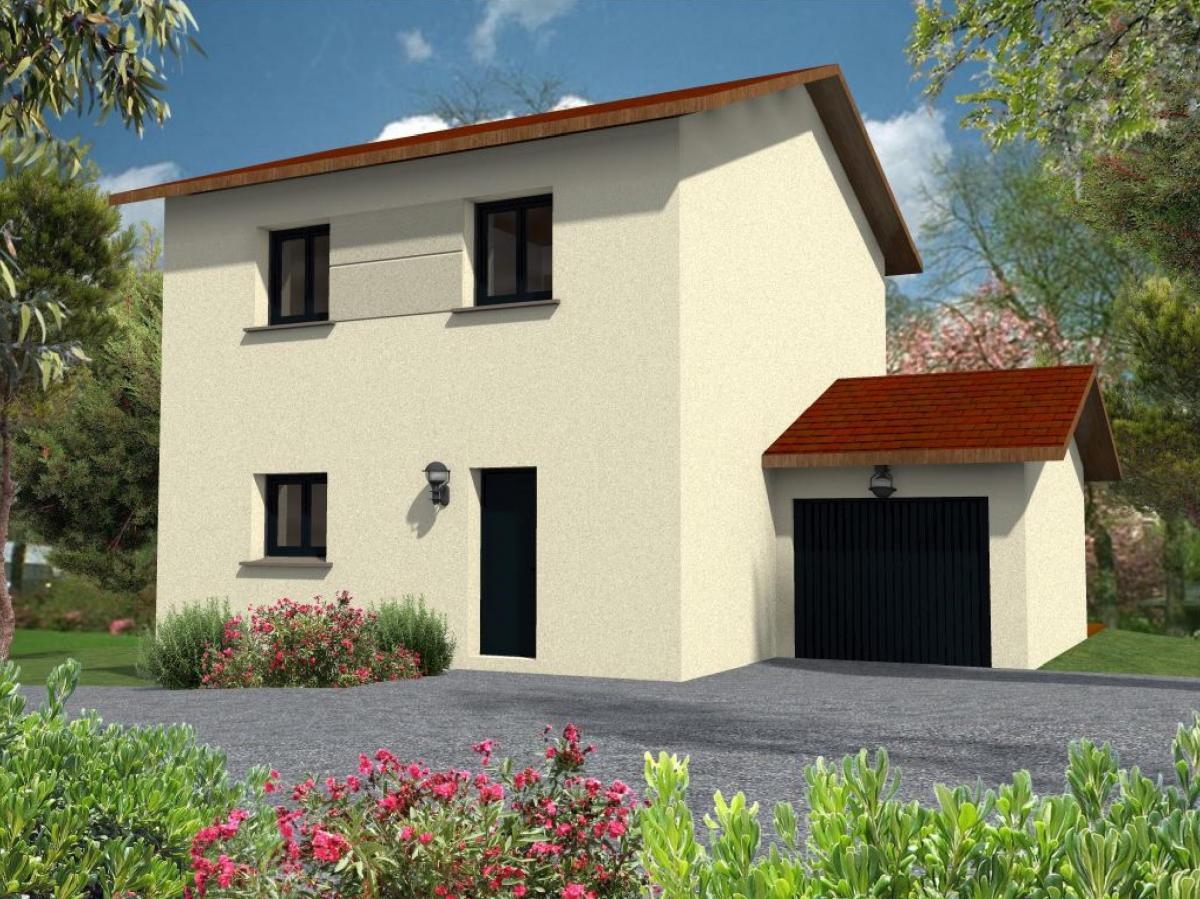Maisons du constructeur TRADICONFORT 38 • 100 m² • IZERON