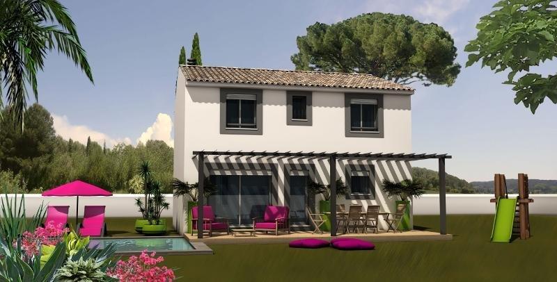 Maisons du constructeur MAISONS D EN FRANCE - SALON DE PROVENCE •  m² • ARLES