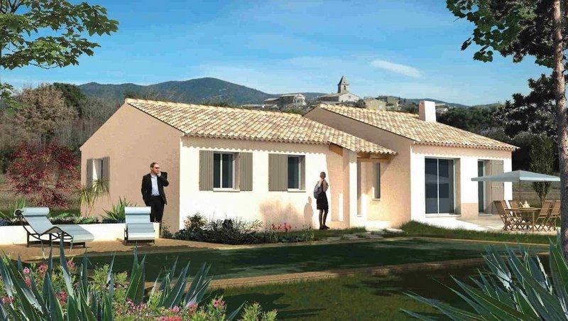 Maisons du constructeur MAISONS D EN FRANCE - SALON DE PROVENCE •  m² • FOS SUR MER