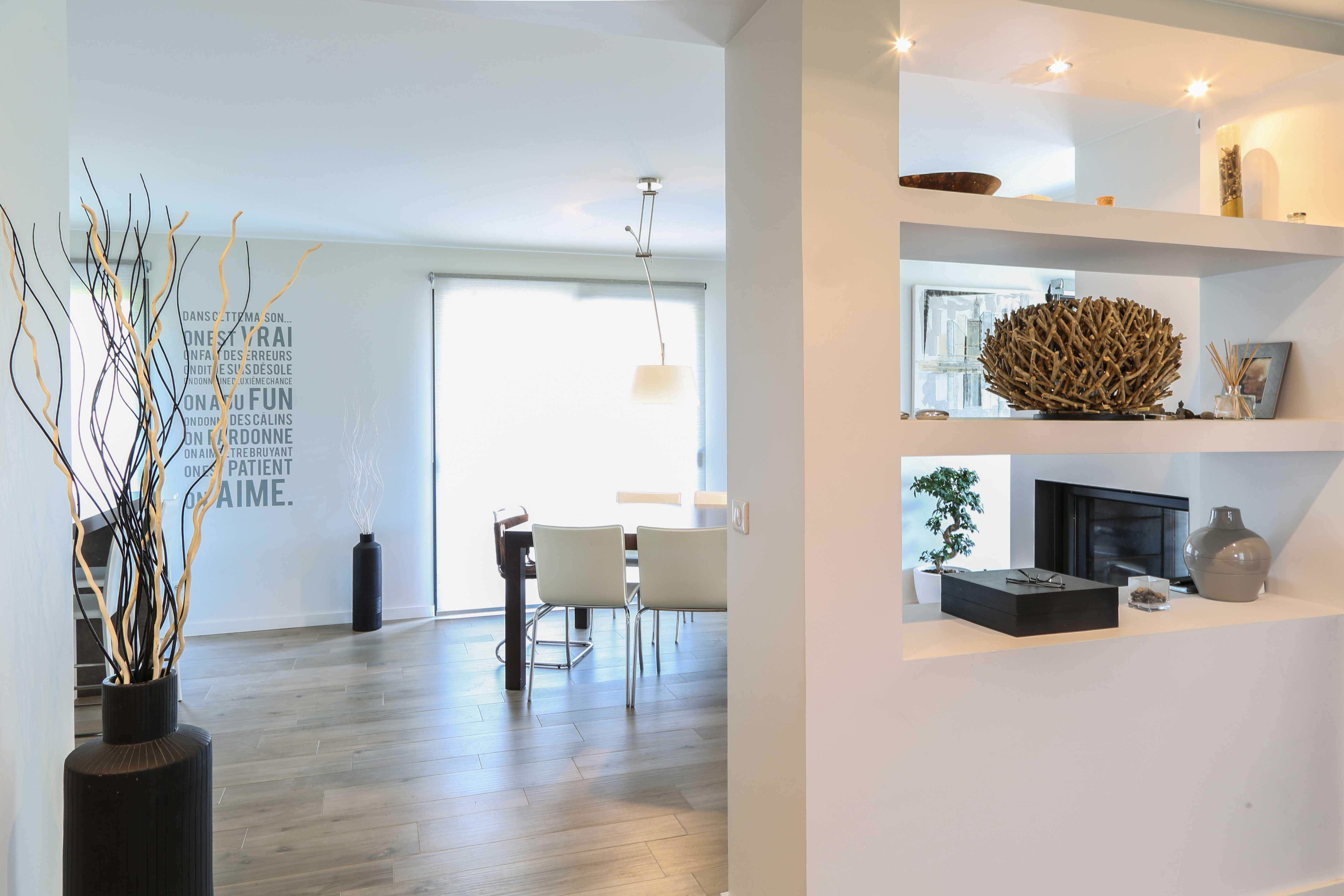 Maisons + Terrains du constructeur DIMENSION HABITAT • 120 m² • VAULX
