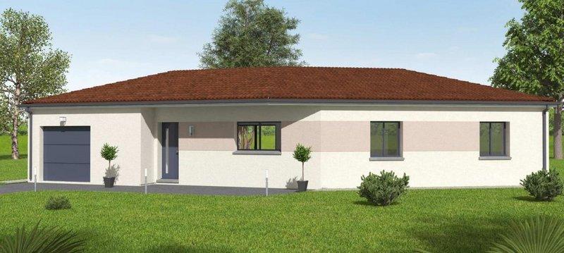 Maisons du constructeur MAISONS BATIDUR • 90 m² • NANTIAT