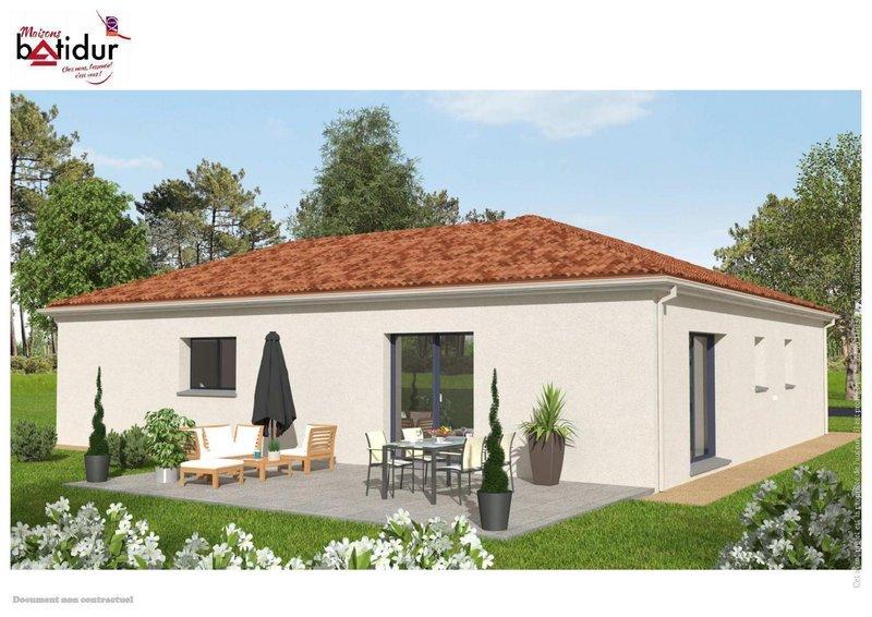 Maisons du constructeur MAISONS BATIDUR • 100 m² • LIMOGES