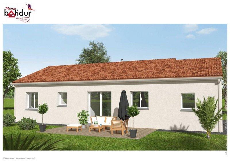Maisons du constructeur MAISONS BATIDUR • 90 m² • LE VIGEN