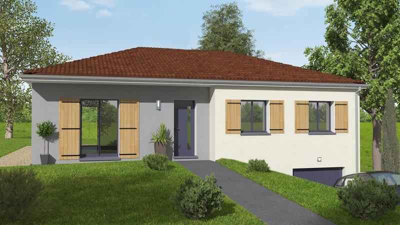 Maisons du constructeur MAISONS BATIDUR • CHATEAUPONSAC