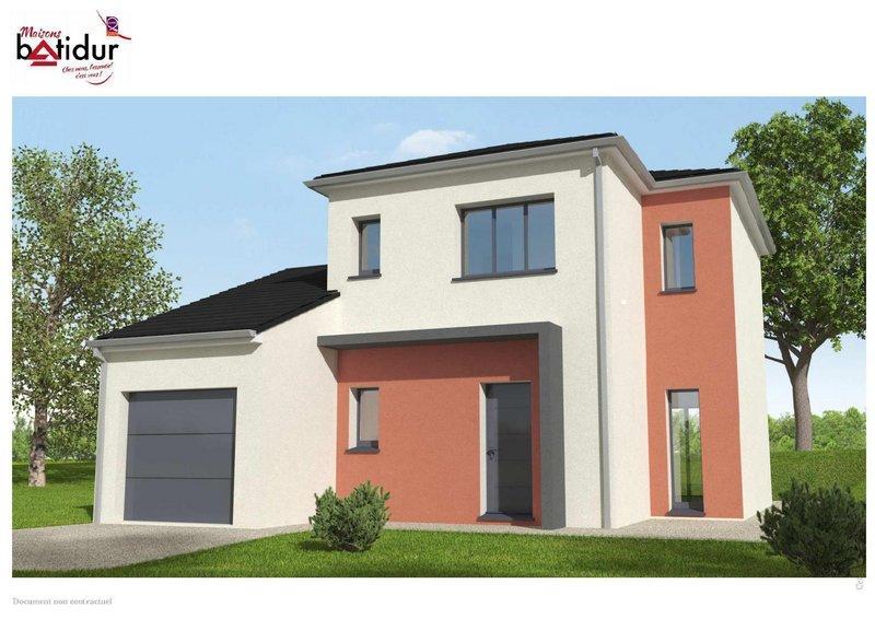 Maisons du constructeur MAISONS BATIDUR • 99 m² • LIMOGES