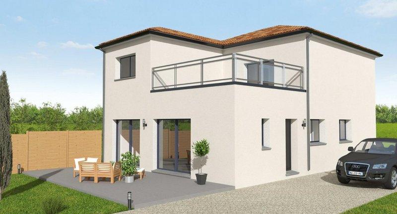 Maisons du constructeur MAISONS BATIDUR • 151 m² • LIMOGES