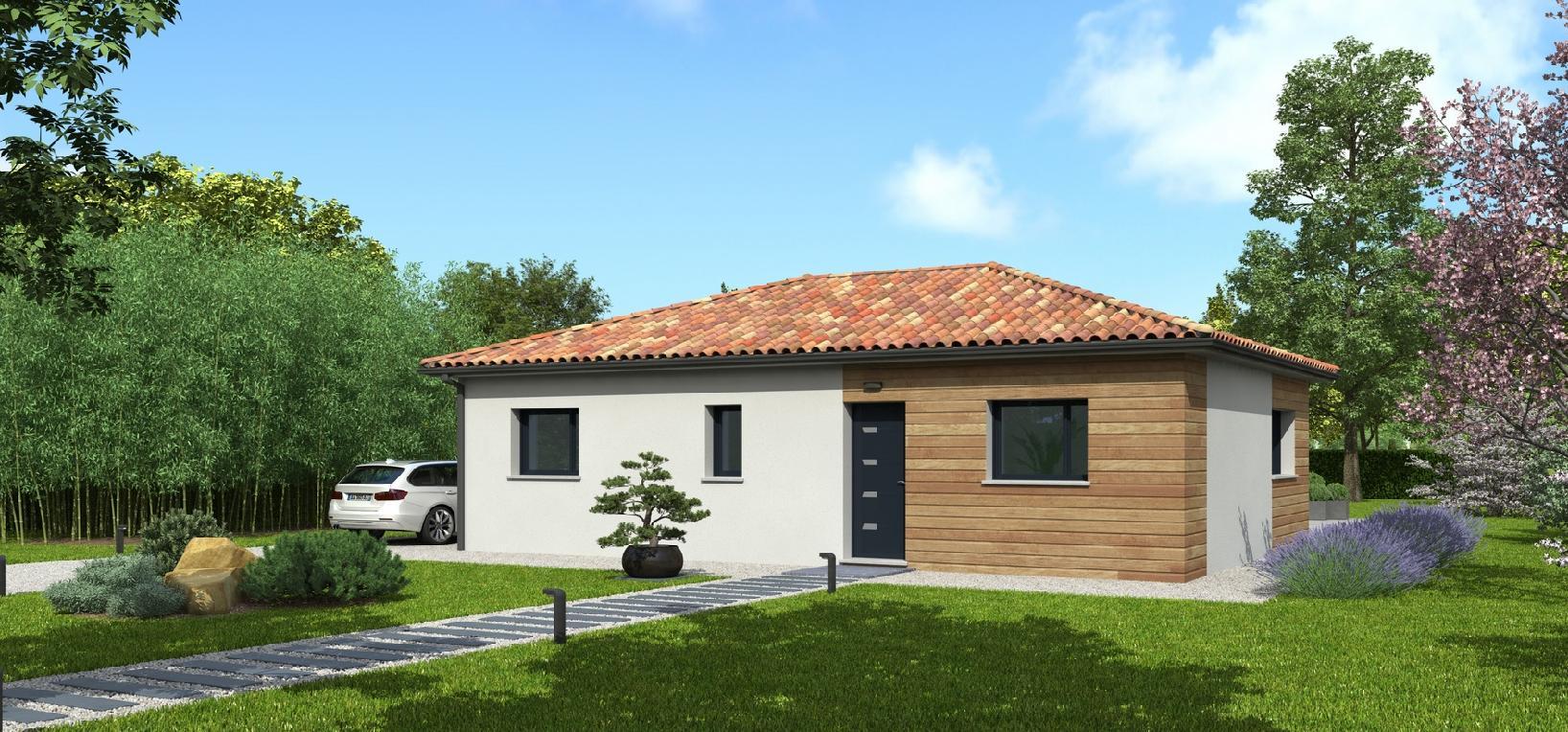 Maisons du constructeur NATILIA AVIGNON • 92 m² • RASTEAU