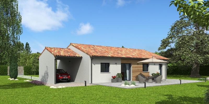 Maisons du constructeur NATILIA AVIGNON • 93 m² • APT