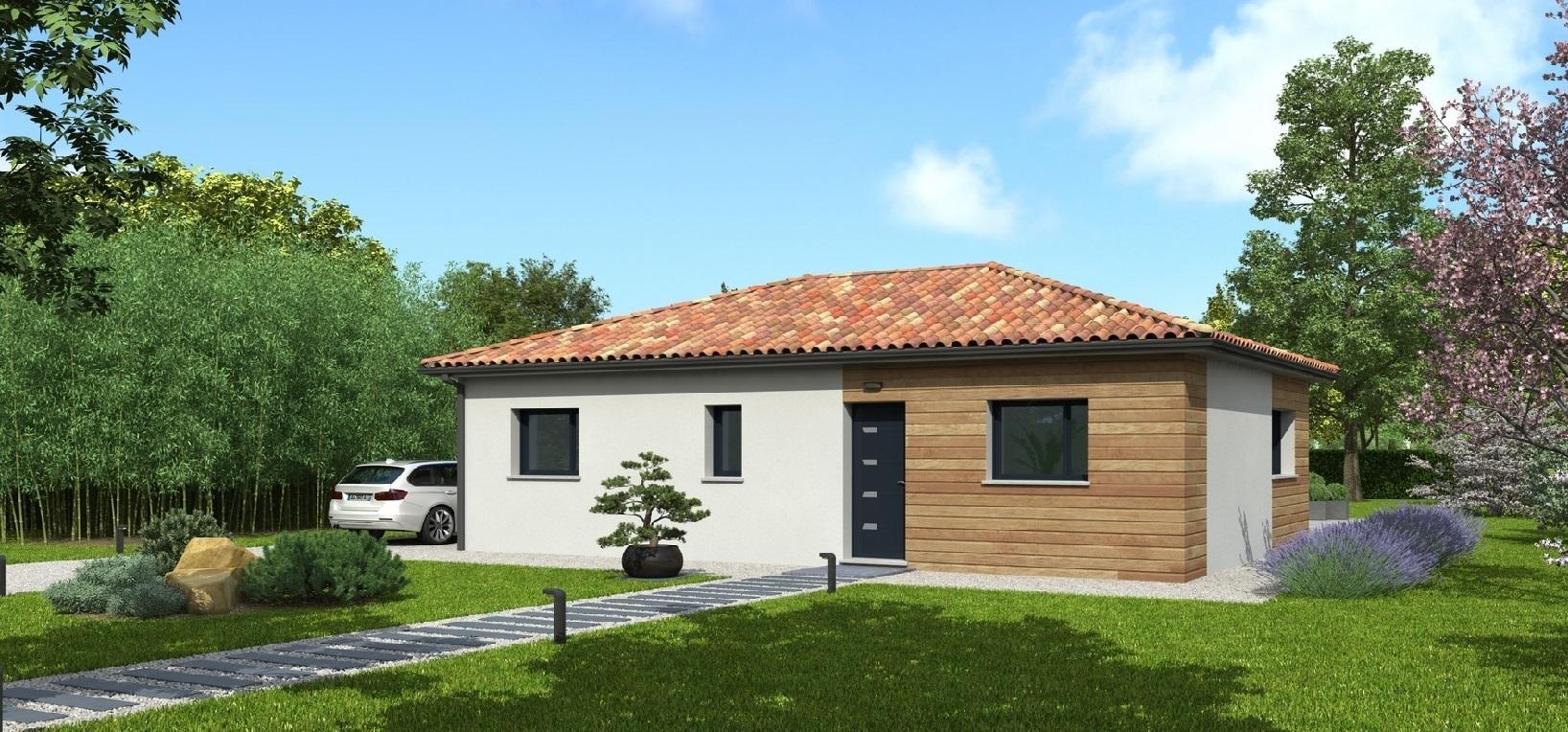 Maisons du constructeur NATILIA AVIGNON • 92 m² • CARPENTRAS