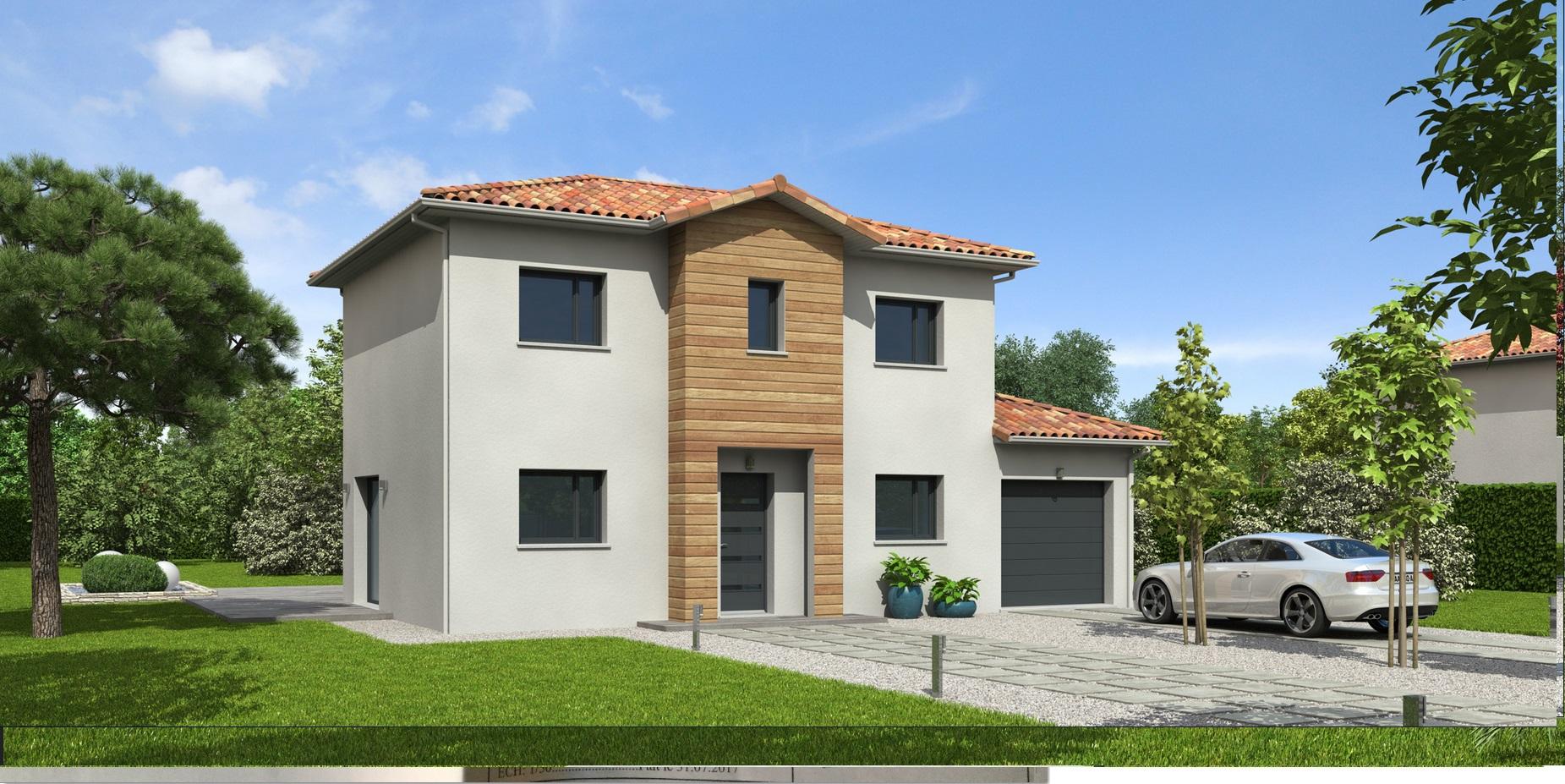 Maisons du constructeur NATILIA AVIGNON • 93 m² • SORGUES