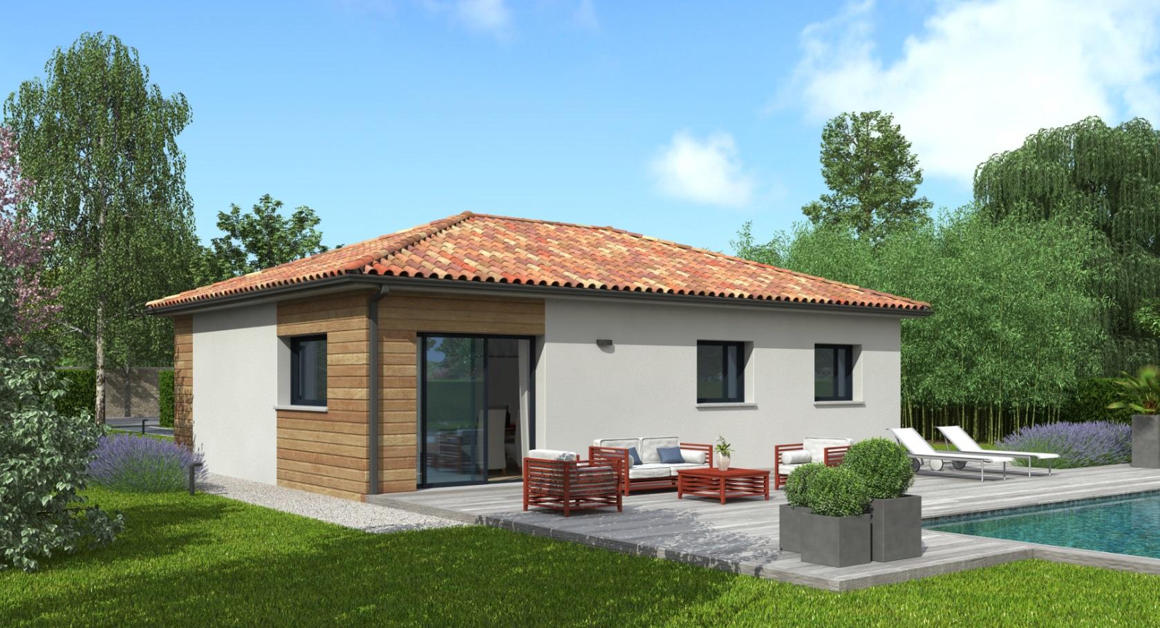 Maisons du constructeur NATILIA AVIGNON • 92 m² • SAINT DIDIER