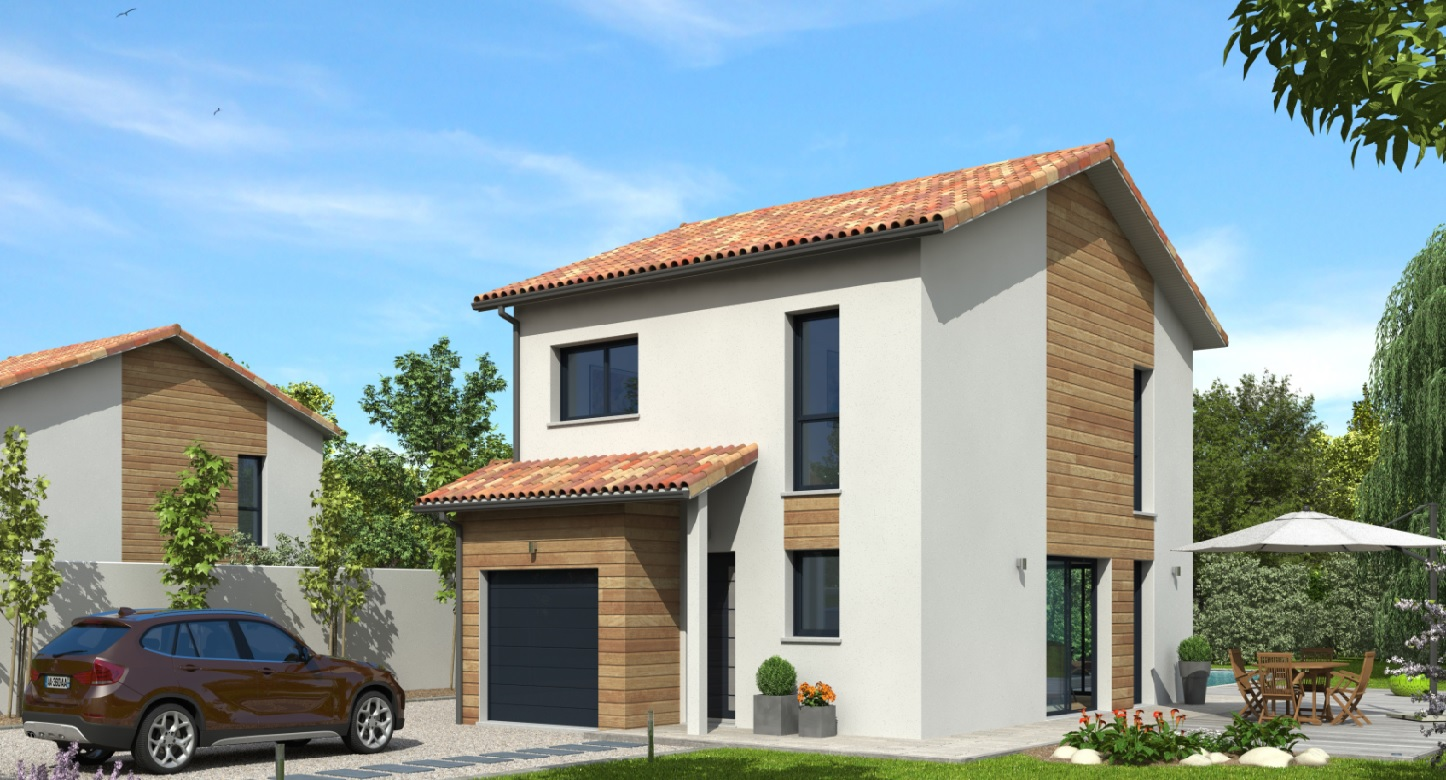 Maisons du constructeur NATILIA AVIGNON • 89 m² • CARPENTRAS