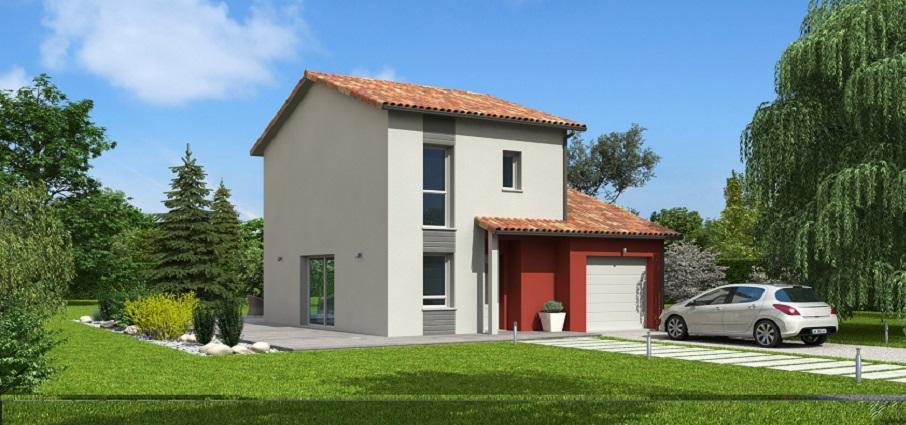 Maisons du constructeur NATILIA AVIGNON • 80 m² • PERNES LES FONTAINES