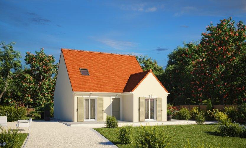 Maisons du constructeur MAISONS PIERRE  BEAUVAIS • 93 m² • CLERMONT