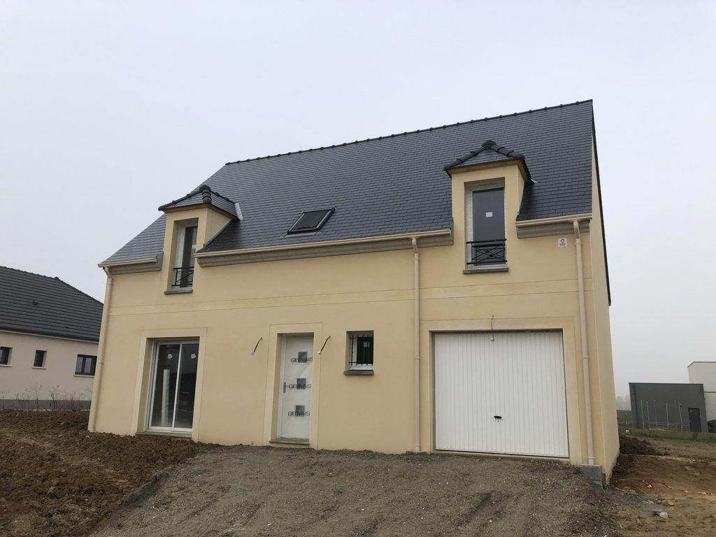 Maisons du constructeur MAISONS PIERRE  BEAUVAIS • 96 m² • CARLEPONT