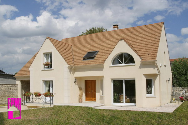Terrains du constructeur MAISONS ERMI • 499 m² • BUTRY SUR OISE