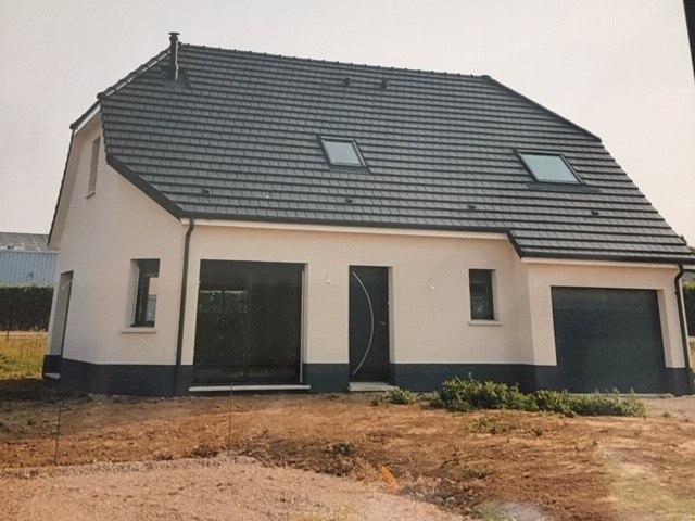 Maisons + Terrains du constructeur MAISON FAMILIALE • 110 m² • ACQUIGNY
