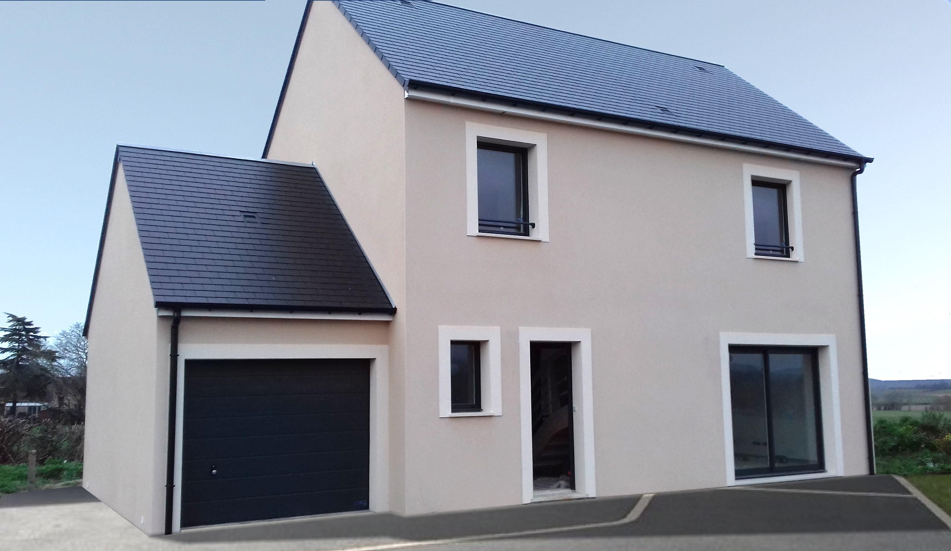 Maisons + Terrains du constructeur MAISON FAMILIALE • 120 m² • CIERREY