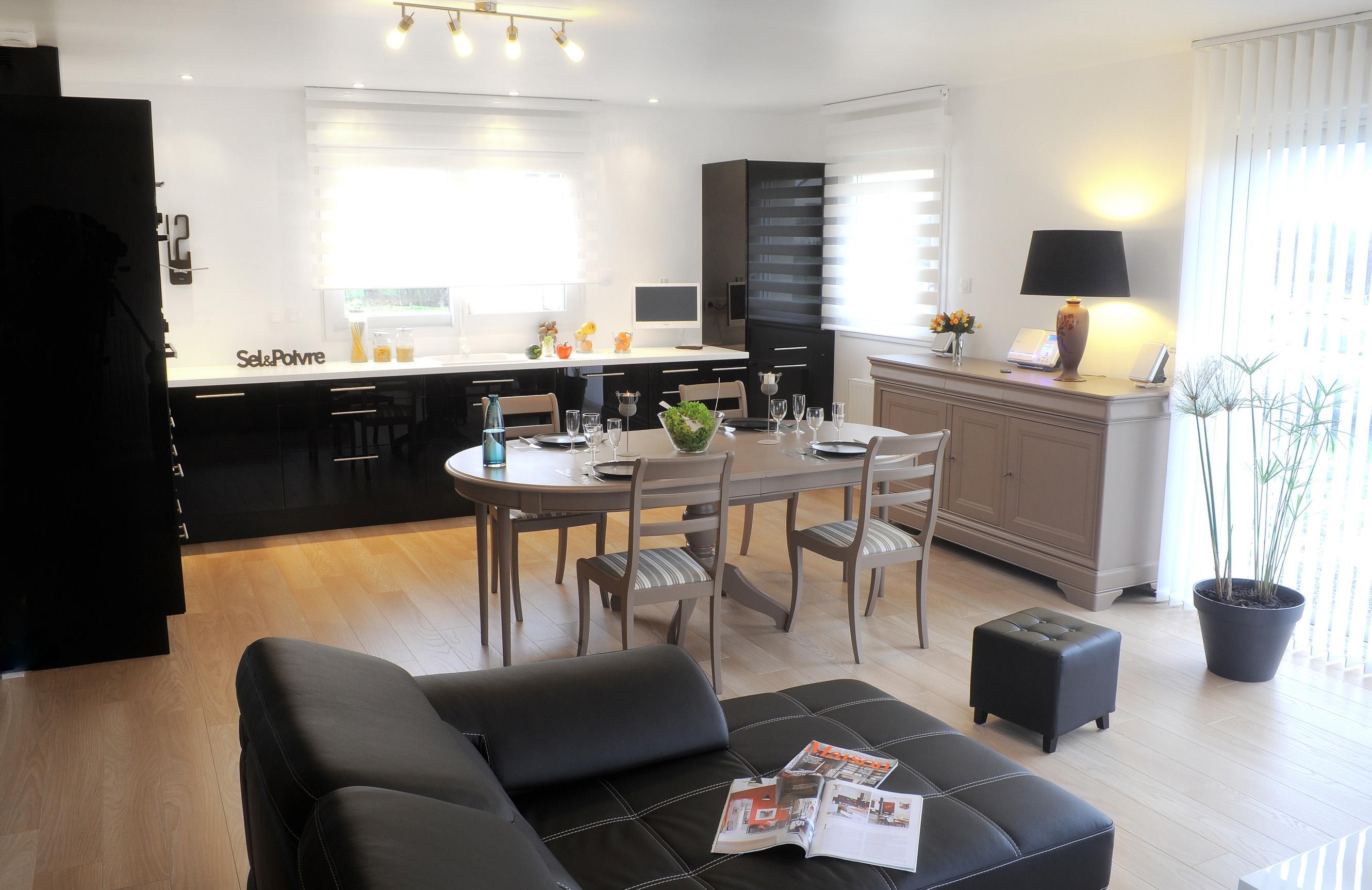 Maisons + Terrains du constructeur GEOXIA NORD OUEST • 120 m² • EZY SUR EURE