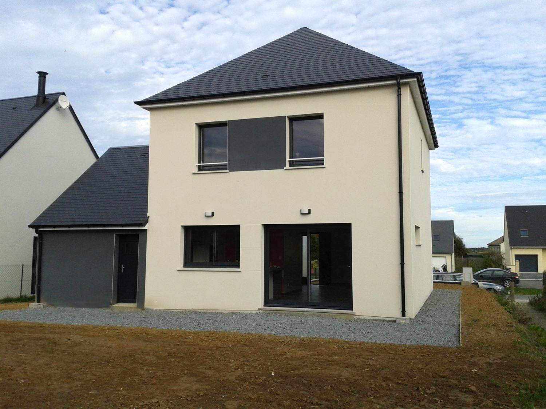 Maisons + Terrains du constructeur GEOXIA NORD OUEST • 110 m² • LOUVIERS