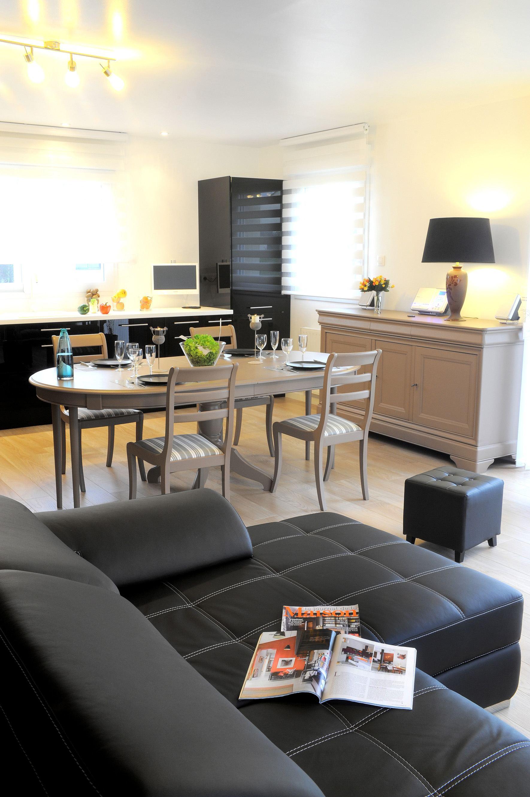 Maisons + Terrains du constructeur GEOXIA NORD OUEST • 120 m² • EVREUX