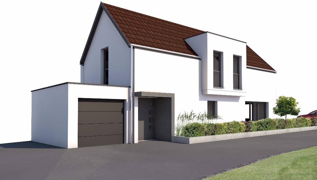 Maisons du constructeur GROUPE BATIGE • 120 m² • BURNHAUPT LE BAS