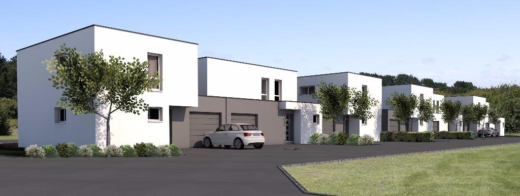 Maisons du constructeur GROUPE BATIGE • 93 m² • WITTENHEIM