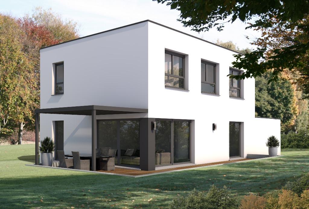Maisons du constructeur GROUPE BATIGE • 133 m² • MULHOUSE