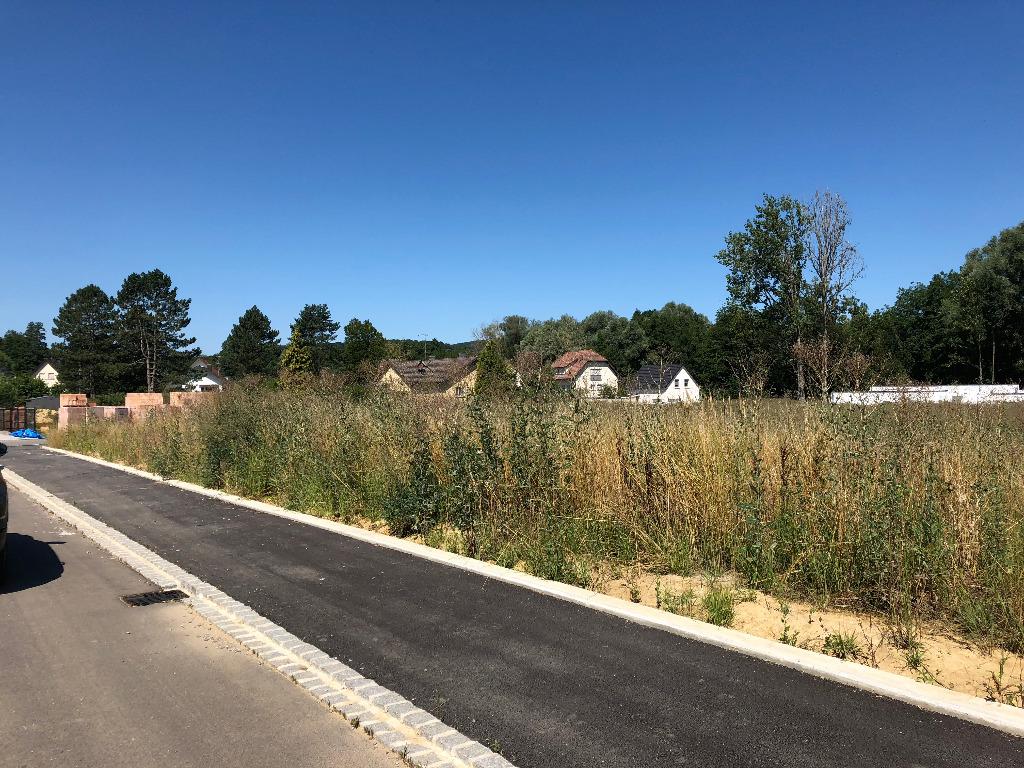 Terrains du constructeur GROUPE BATIGE • 600 m² • LEYMEN
