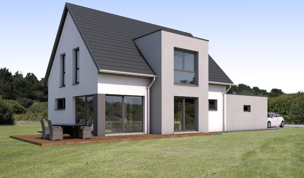 Maisons du constructeur BATIGE • 133 m² • RIXHEIM