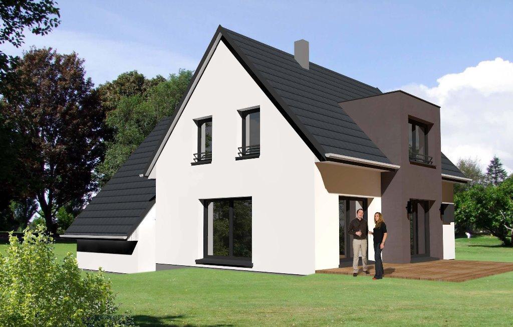 Maisons du constructeur BATIGE • 114 m² • LEYMEN