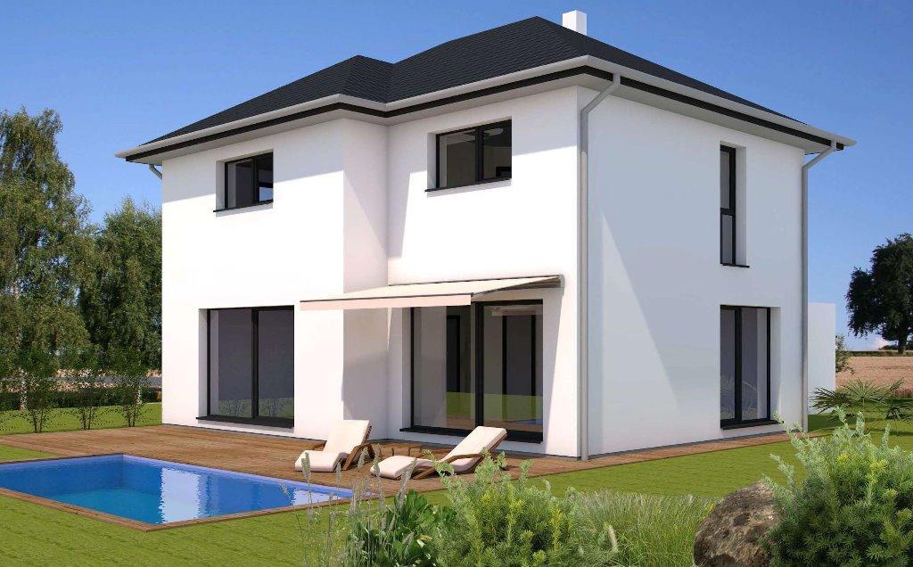 Maisons du constructeur BATIGE • 120 m² • NIFFER