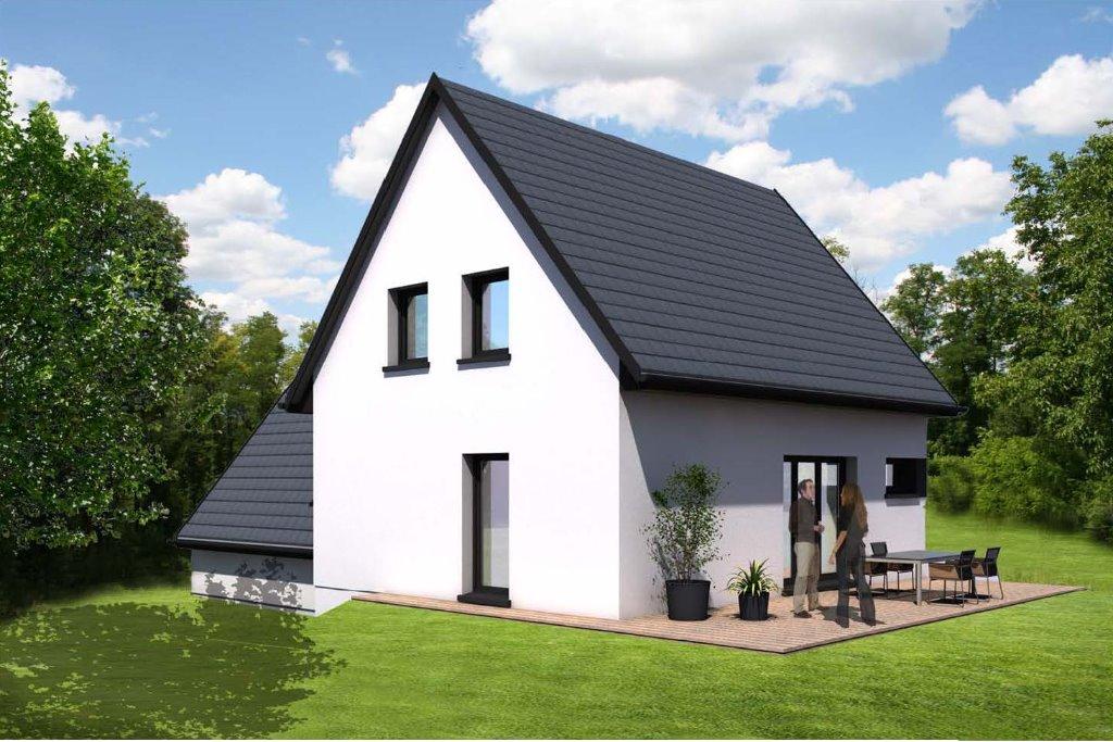 Maisons du constructeur GROUPE BATIGE • 106 m² • ROSENAU