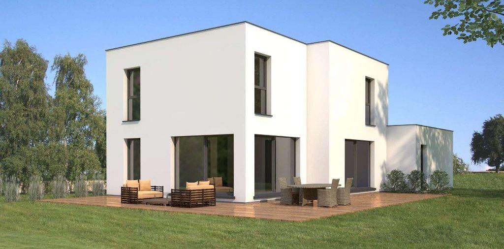 Maisons du constructeur GROUPE BATIGE • 124 m² • LEYMEN