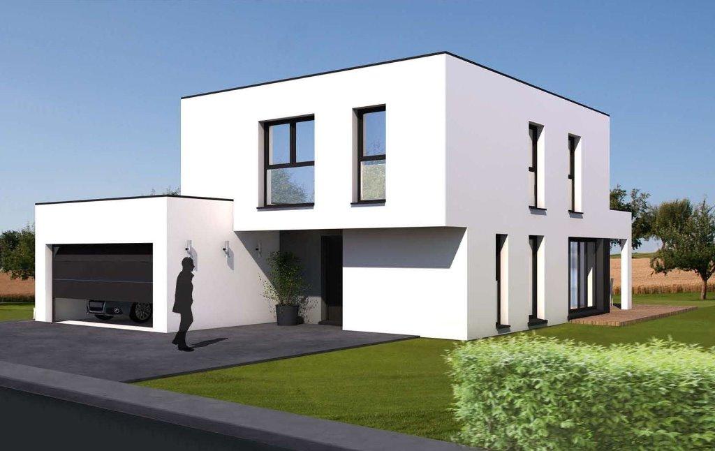 Maisons du constructeur GROUPE BATIGE • 117 m² • LEYMEN