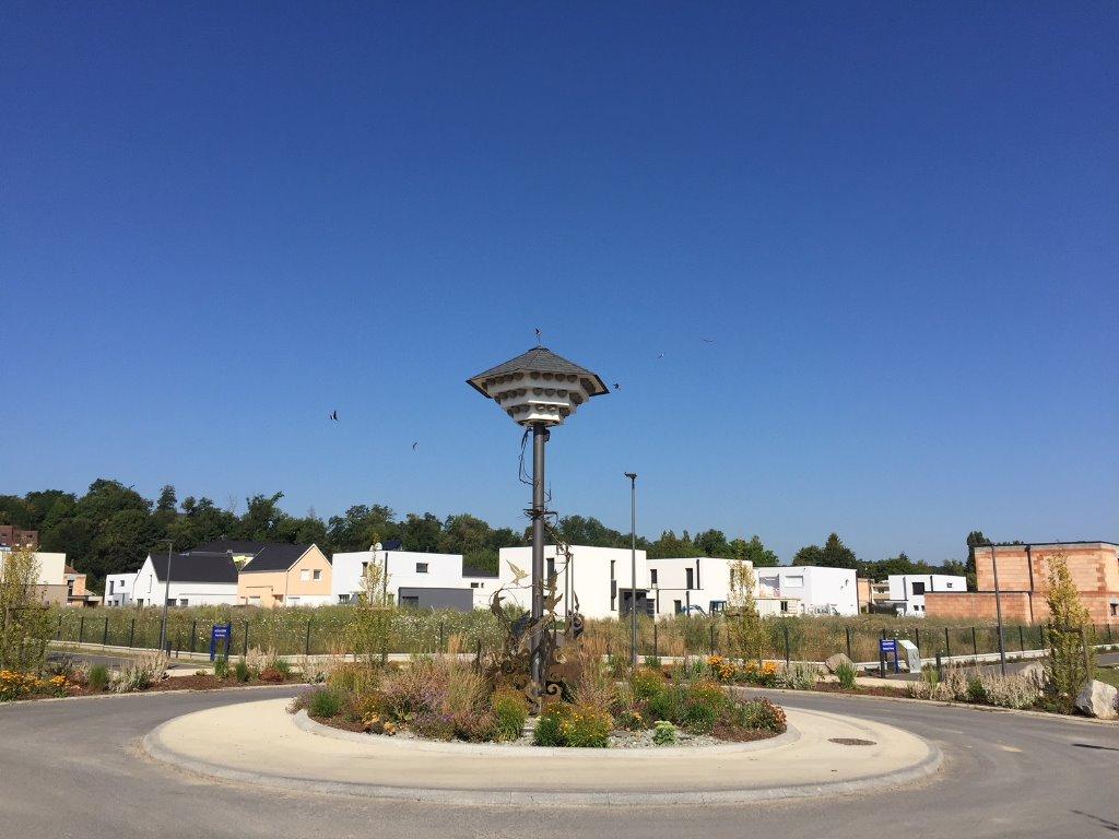 Terrains du constructeur GROUPE BATIGE • 464 m² • SIERENTZ