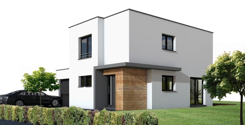 Maisons du constructeur BATIGE • 101 m² • ZILLISHEIM