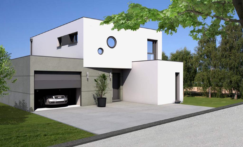 Maisons du constructeur BATIGE • 142 m² • STEINBRUNN LE HAUT
