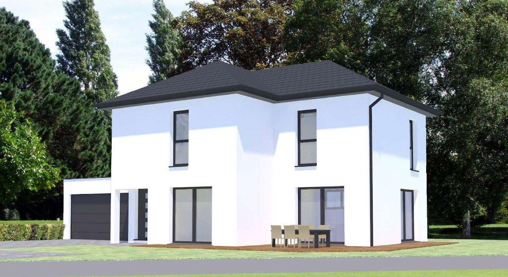 Maisons du constructeur BATIGE • 120 m² • SIERENTZ