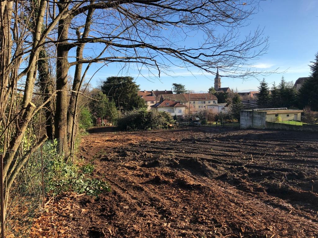 Terrains du constructeur GROUPE BATIGE • 1142 m² • SOULTZ HAUT RHIN