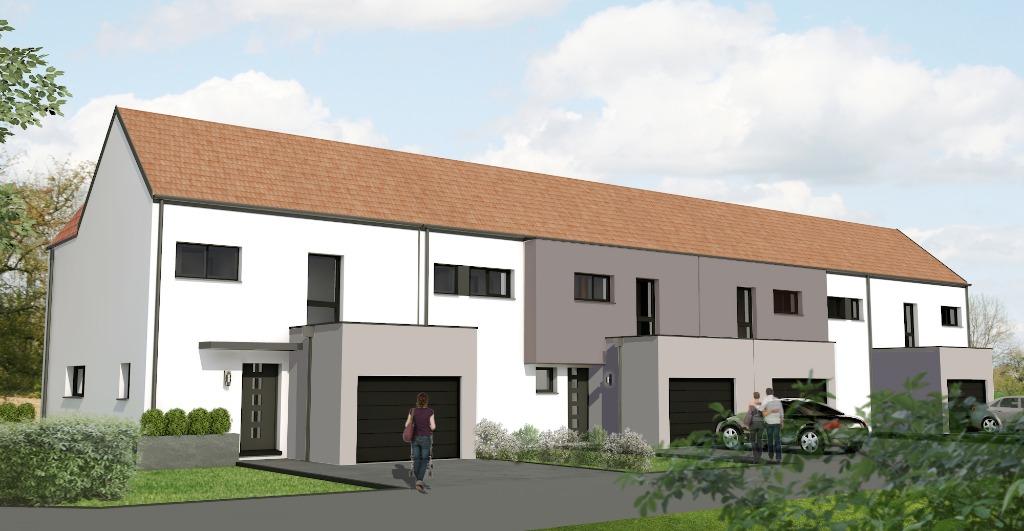 Maisons du constructeur GROUPE BATIGE • 100 m² • BOLLWILLER