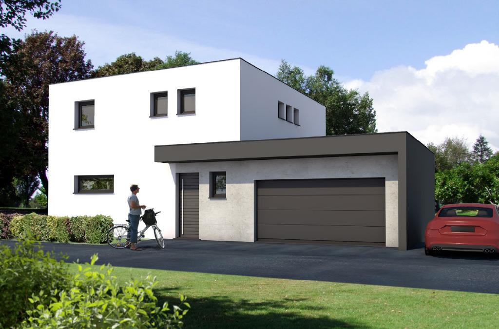 Maisons du constructeur GROUPE BATIGE • 116 m² • ZILLISHEIM