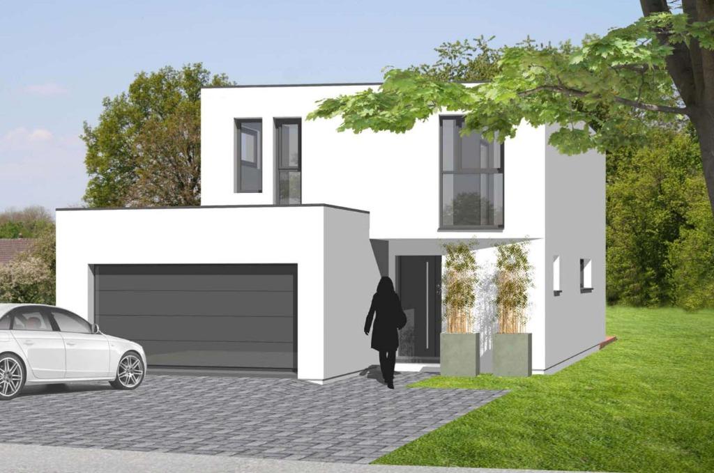 Maisons du constructeur GROUPE BATIGE • 104 m² • ATTENSCHWILLER
