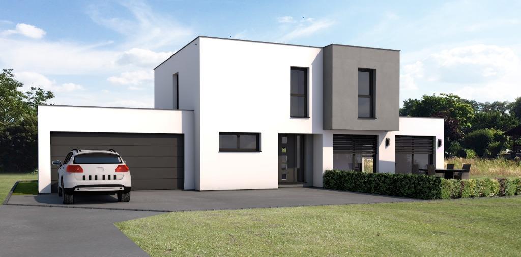 Maisons du constructeur GROUPE BATIGE • 136 m² • LEYMEN