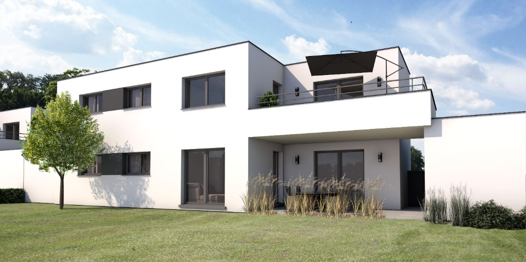 Maisons du constructeur GROUPE BATIGE • 74 m² • SIERENTZ